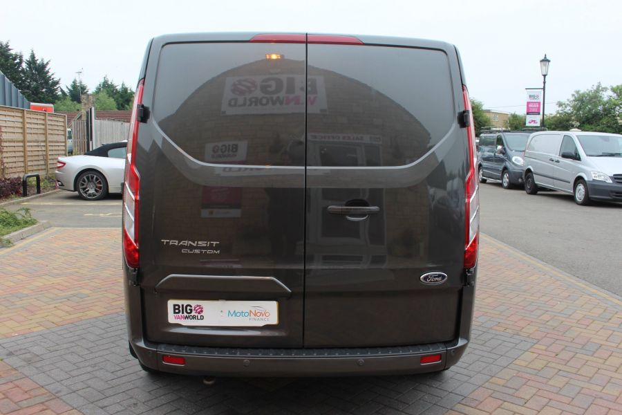 FORD TRANSIT CUSTOM 270 TDCI 125 L1 H1 LIMITED SWB LOW ROOF FWD - 7818 - 6