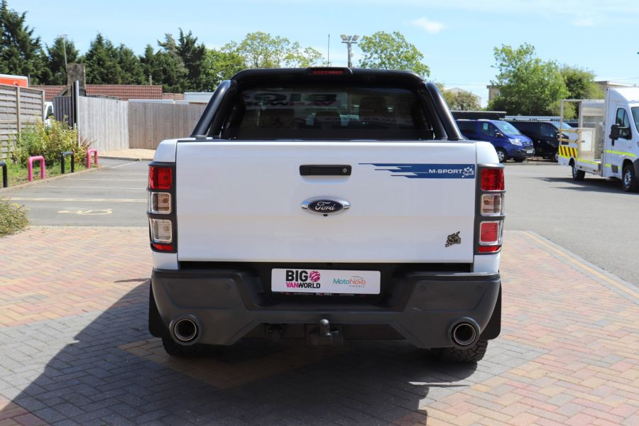 FORD RANGER TDCI 200 M SPORT 4X4 DOUBLE CAB  - 10739 - 7