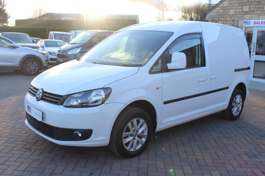 VOLKSWAGEN CADDY C20 TDI 102 HIGHLINE BLUEMOTION TECH - 7176 - 8
