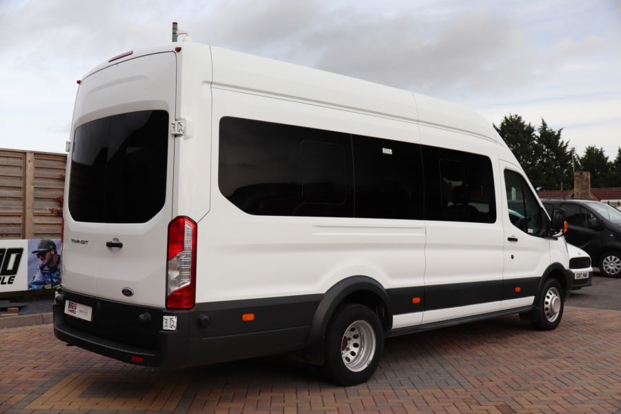 FORD TRANSIT 460 TDCI 155 L4H3 TREND 17 SEAT BUS HIGH ROOF DRW RWD - 11807 - 8