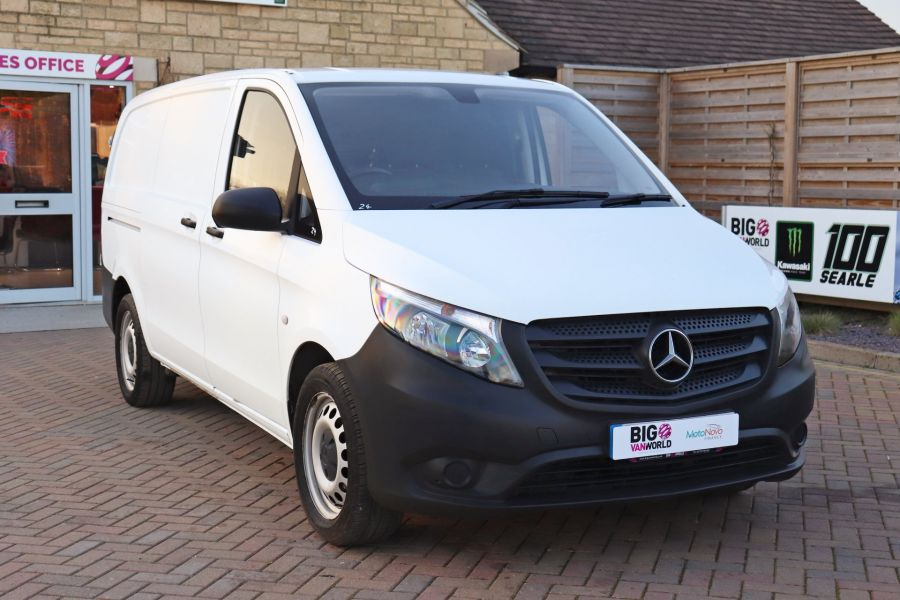MERCEDES VITO 111 CDI 114 LWB LOW ROOF - 11996 - 4
