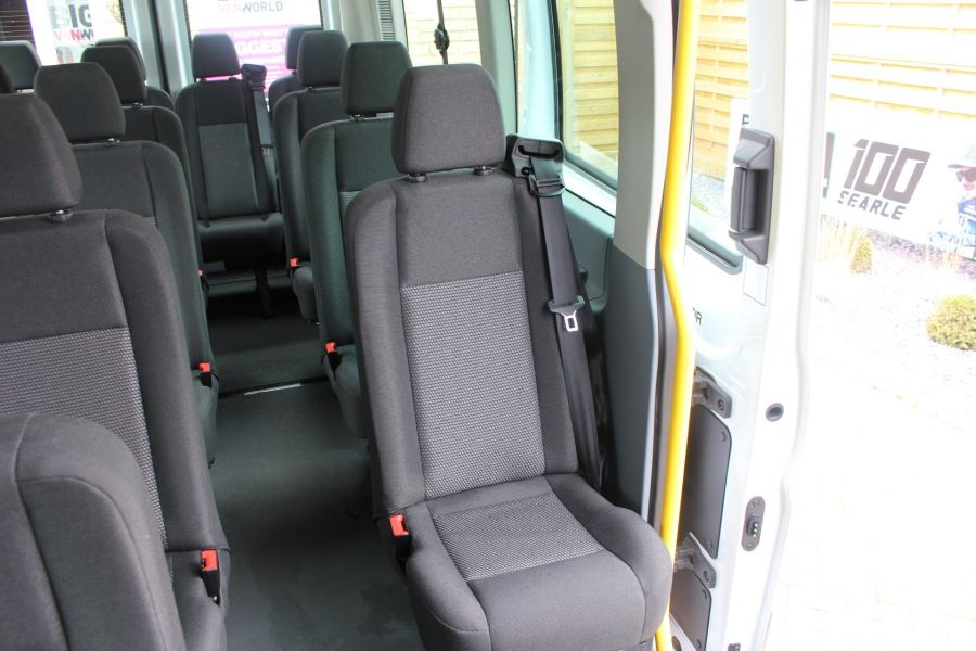 FORD TRANSIT 460 TDCI 125 L4 H3 LWB HIGH ROOF 17 SEAT BUS RWD - 6608 - 24