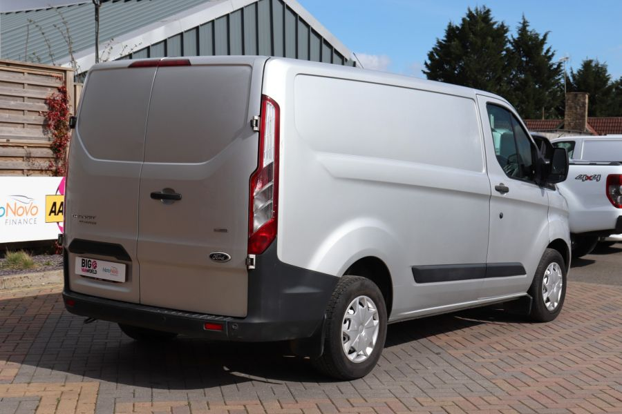 FORD TRANSIT CUSTOM 270 TDCI 125 L1H1 TREND SWB LOW ROOF - 10621 - 6