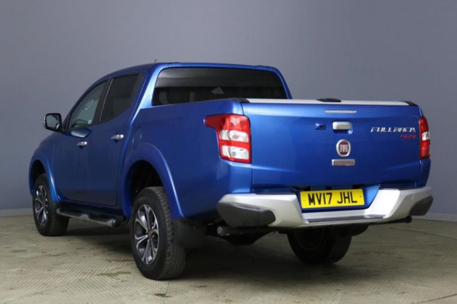 FIAT FULLBACK 2.4D 180 LX DOUBLE CAB WITH ROLL'N'LOCK TOP - 9579 - 4