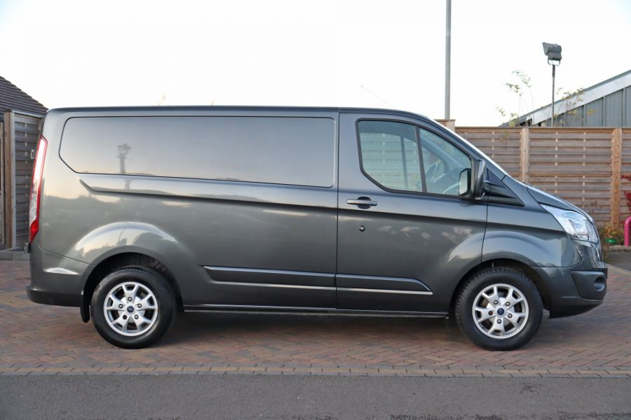 FORD TRANSIT CUSTOM 310 TDCI 155 L1H1 LIMITED SWB LOW ROOF FWD - 9827 - 4