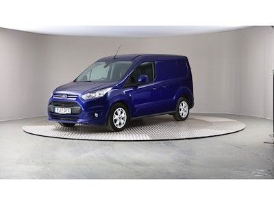 FORD TRANSIT CONNECT 200 TDCI 120 L1H1 LIMITED SWB LOW ROOF - 10997 - 8