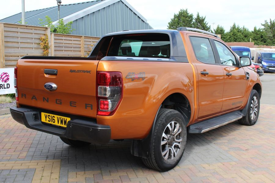 FORD RANGER WILDTRAK TDCI 200 4X4 DOUBLE CAB - 9461 - 5