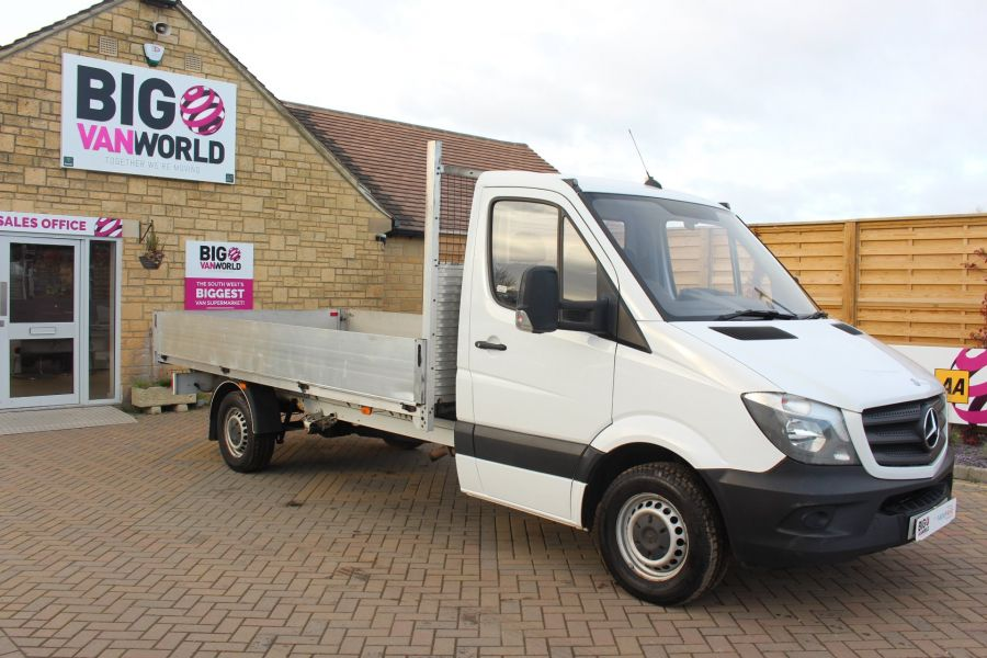 MERCEDES SPRINTER 313 CDI ALLOY DROPSIDE - 6947 - 2