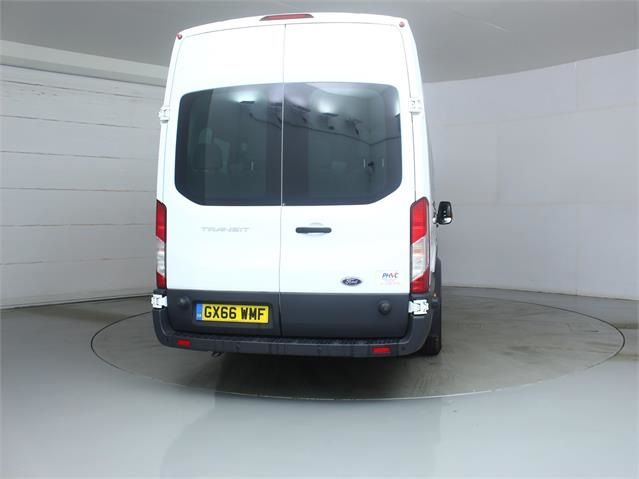 FORD TRANSIT 460 TDCI 125 L4 H3 TREND 17 SEAT BUS HIGH ROOF DRW RWD - 7579 - 3