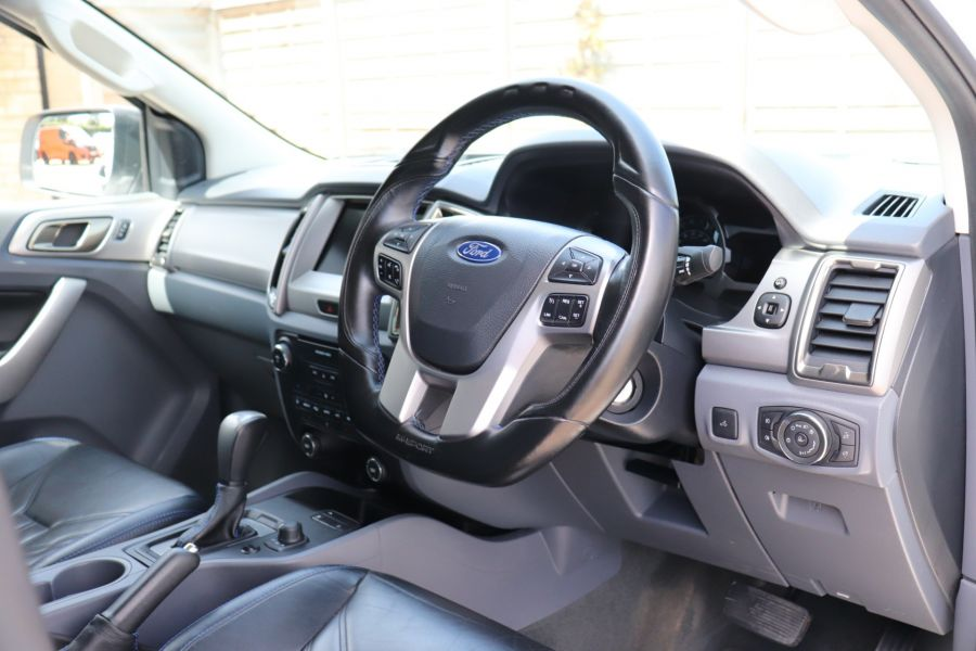 FORD RANGER TDCI 200 M SPORT 4X4 DOUBLE CAB  - 10739 - 15