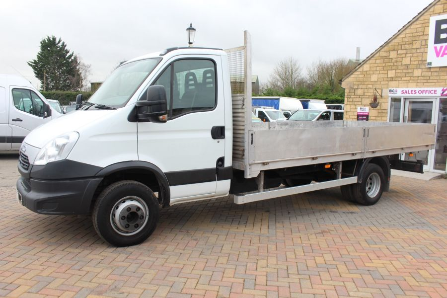 IVECO DAILY 70C17 16FT ALLOY DROPSIDE - 7217 - 8