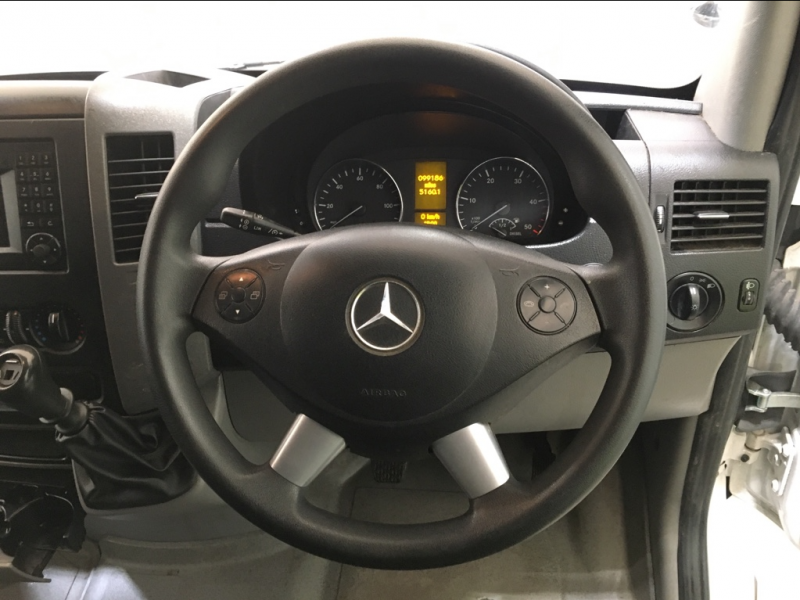 MERCEDES SPRINTER 314 CDI 140 LWB HIGH ROOF - 10890 - 12
