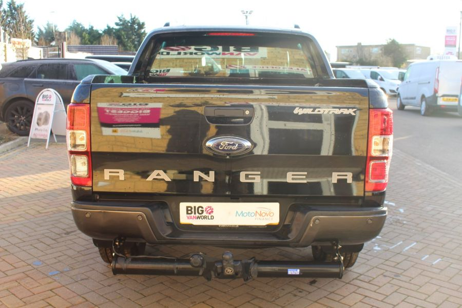FORD RANGER WILDTRAK TDCI 200 4X4 DOUBLE CAB - 7023 - 6