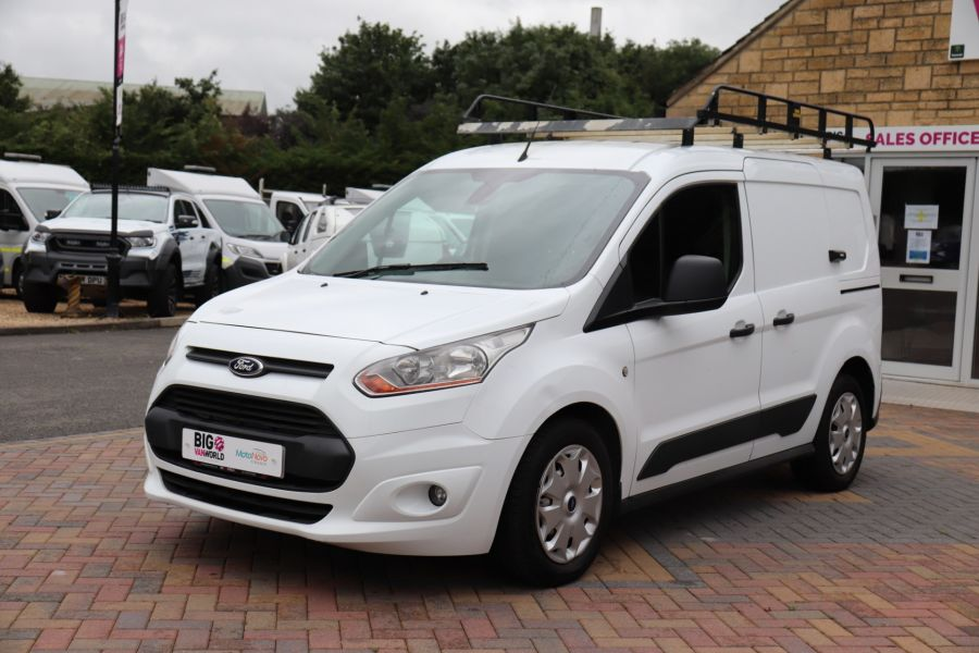 FORD TRANSIT CONNECT 200 TDCI 75 L1H1 TREND SWB LOW ROOF - 10938 - 10