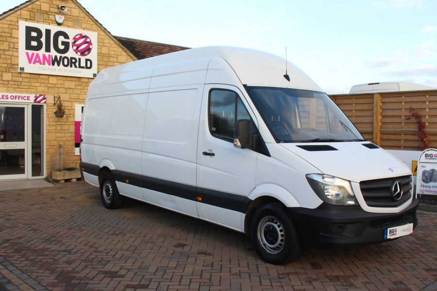 MERCEDES SPRINTER 313 CDI LWB EXTRA HIGH ROOF - 6945 - 2