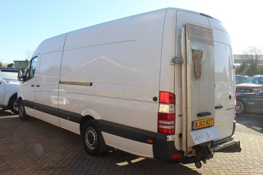 MERCEDES SPRINTER 319 CDI XLWB HIGH ROOF - 6971 - 7
