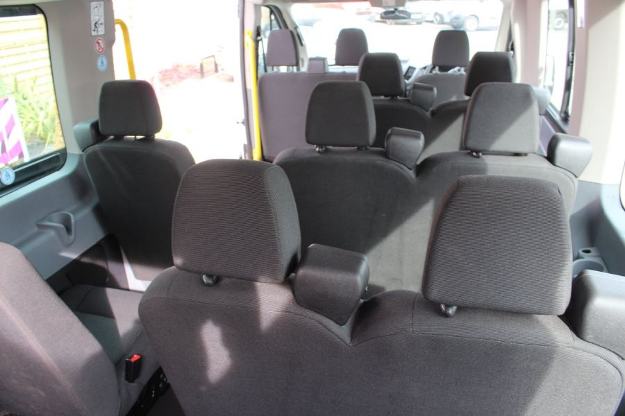 FORD TRANSIT 410 TDCI 125 L3 H2 15 SEAT BUS LWB MEDIUM ROOF - 6975 - 24