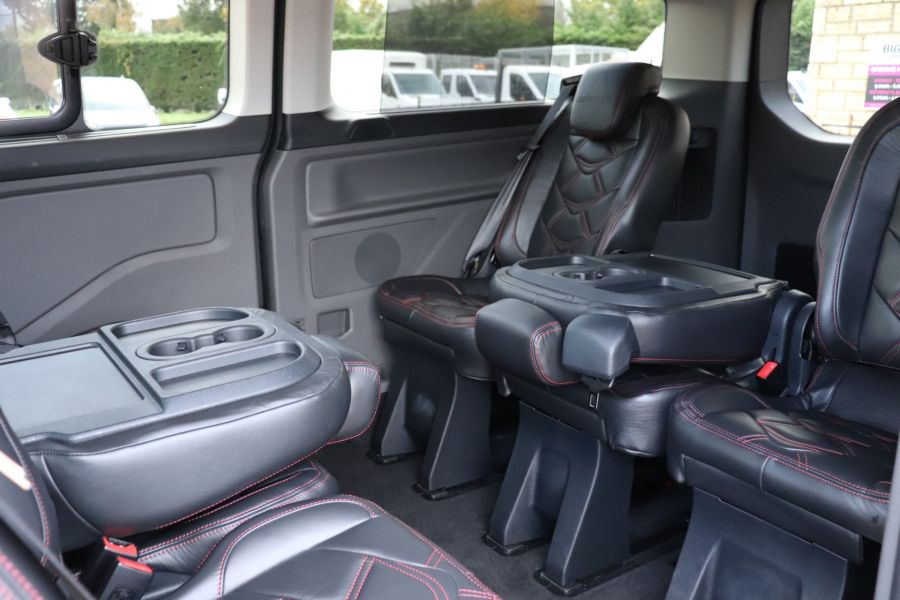FORD TOURNEO CUSTOM TDCI 130 L2H1 TITANIUM X MOTION R 8 SEAT BUS - 10188 - 42