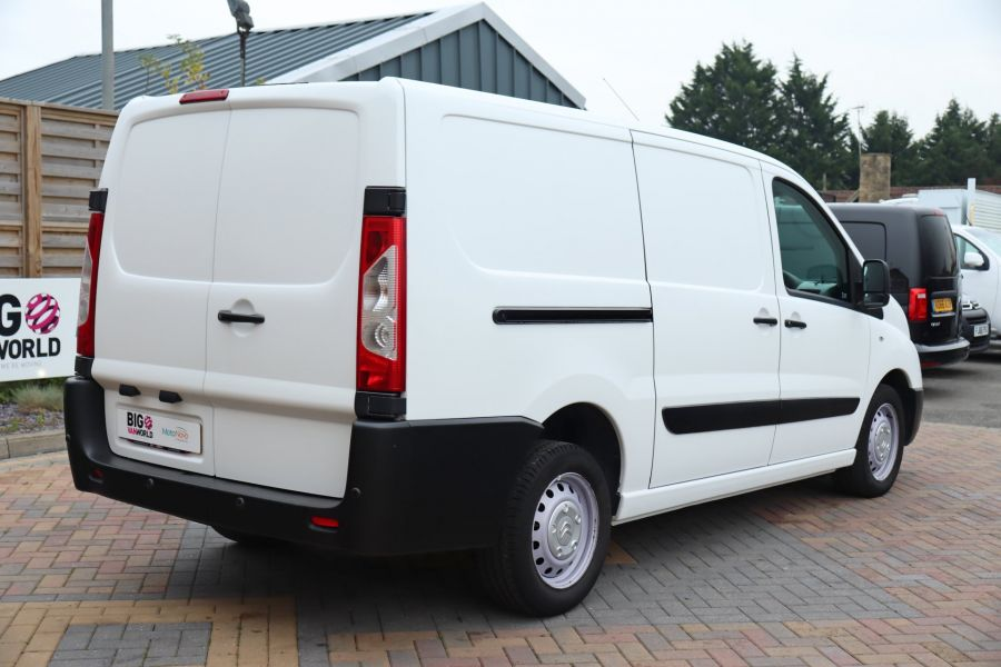 CITROEN DISPATCH 1200 HDI 125 L2H1 ENTERPRISE LWB LOW ROOF - 12020 - 6