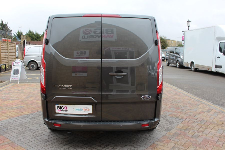 FORD TRANSIT CUSTOM 290 TDCI 125 L1 H1 LIMITED DOUBLE CAB 6 SEAT CREW VAN SWB LOW ROOF FWD - 7542 - 6