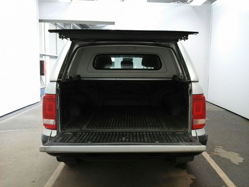 VOLKSWAGEN AMAROK DC TDI 140 STARTLINE 4MOTION DOUBLE CAB WITH TRUCKMAN TOP - 9476 - 5