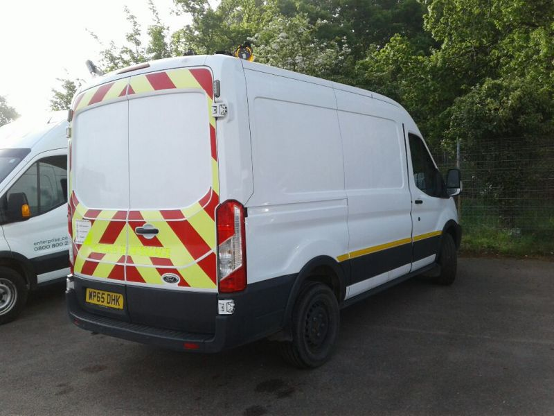 FORD TRANSIT 350 TDCI 125 L2H2 TREND MWB MEDIUM ROOF RWD - 10704 - 3