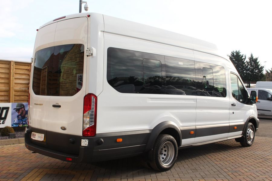 FORD TRANSIT 460 TDCI 125 L4 H3 TREND LWB HIGH ROOF 17 SEATS BUS - 6718 - 5