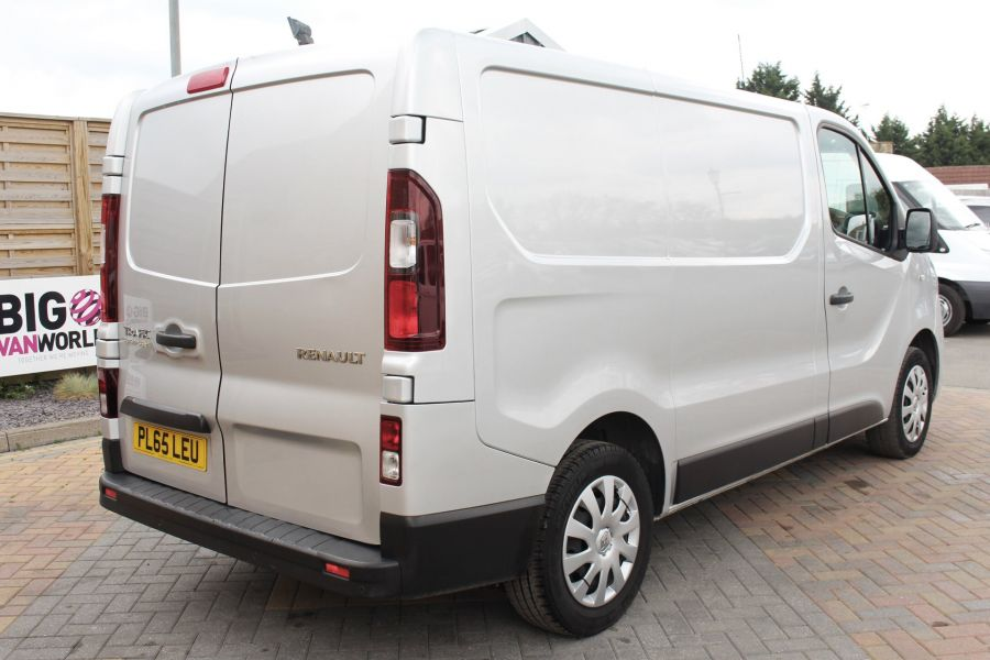 RENAULT TRAFIC SL27 DCI 120 BUSINESS PLUS ENERGY SWB LOW ROOF - 9258 - 5