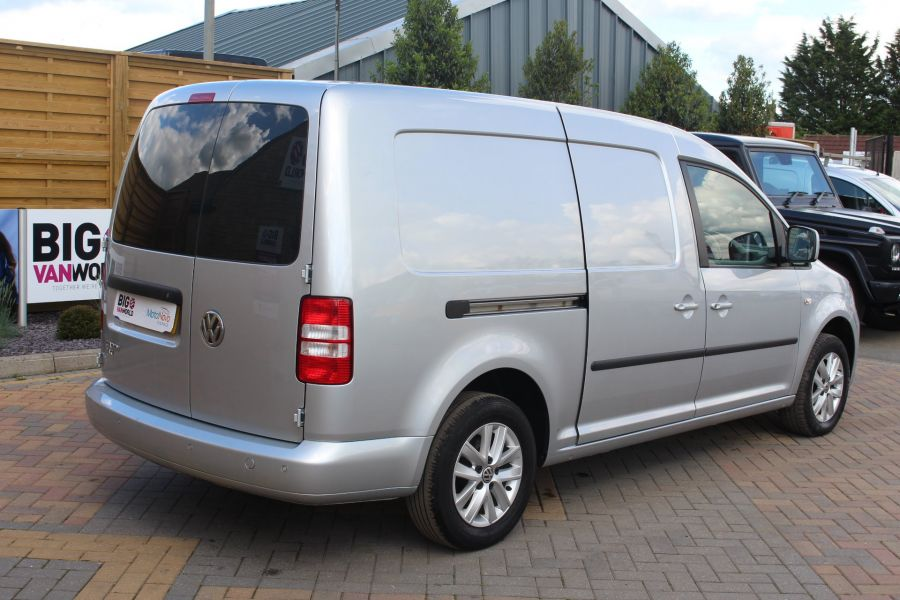 VOLKSWAGEN CADDY MAXI C20 TDI 102 HIGHLINE - 6136 - 5
