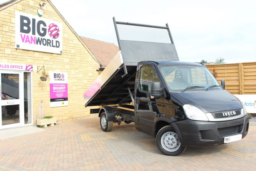 IVECO DAILY 35S13 ALLOY TIPPER - 5431 - 1