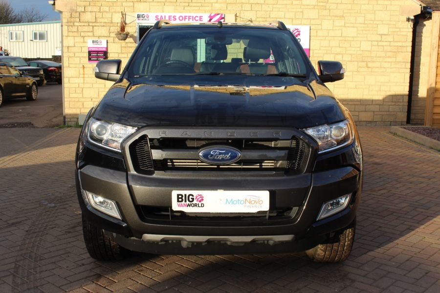 FORD RANGER WILDTRAK TDCI 200 4X4 DOUBLE CAB - 7023 - 9