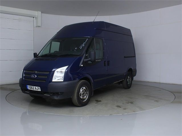 FORD TRANSIT 350 TDCI 125 TREND MWB HIGH ROOF FWD - 7095 - 5