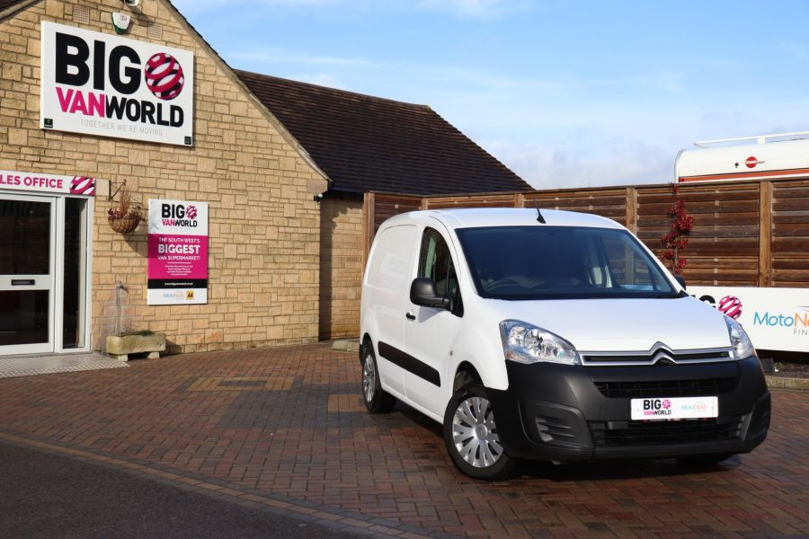 CITROEN BERLINGO 625 BLUEHDI 75 L1H1 ENTERPRISE SWB LOW ROOF  (14091) - 12441 - 5