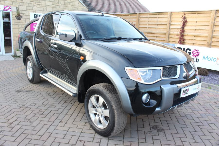 MITSUBISHI L200 ANIMAL DI-D LWB DOUBLE CAB WITH ROLL'N'LOCK TOP - 7085 - 3