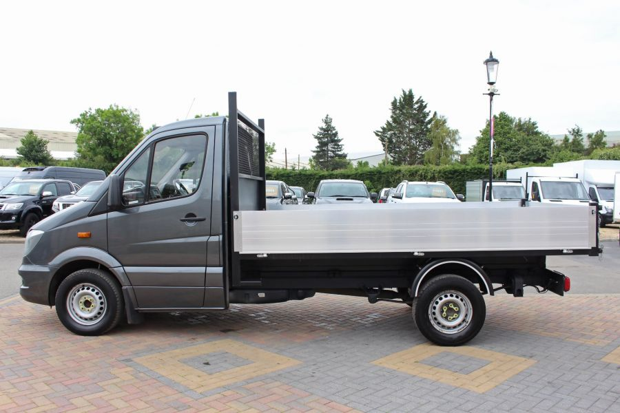 MERCEDES SPRINTER 313 CDI 129 MWB SINGLE CAB NEW BUILD ALLOY TIPPER - 9592 - 19