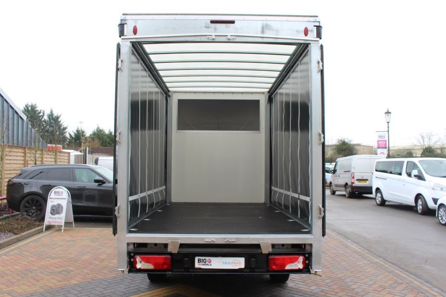 MERCEDES SPRINTER 313 CDI LWB 14FT CURTAIN SIDE BOX - 5627 - 18