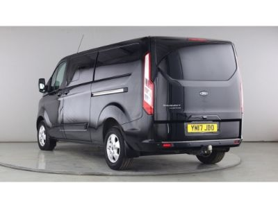 FORD TRANSIT CUSTOM 310 TDCI 130 L2H1 LIMITED DOUBLE CAB 6 SEAT CREW VAN LWB LOW ROOF - 11097 - 6
