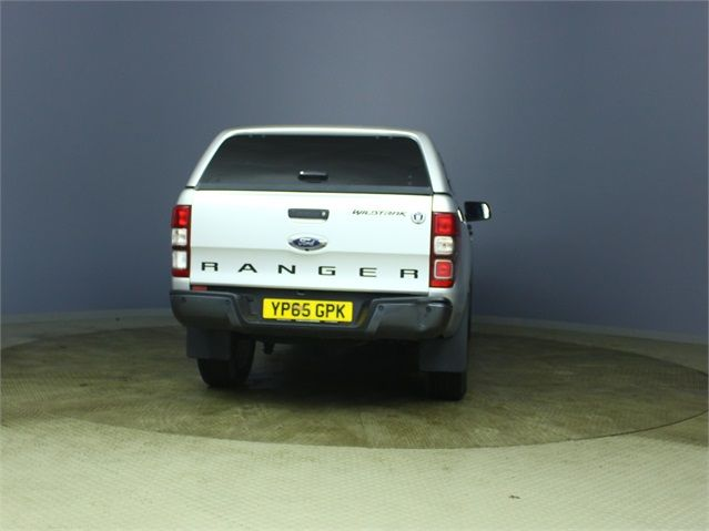 FORD RANGER WILDTRAK 4X4 TDCI 197 BHP DOUBLE CAB WITH TRUCKMAN TOP - 7203 - 3