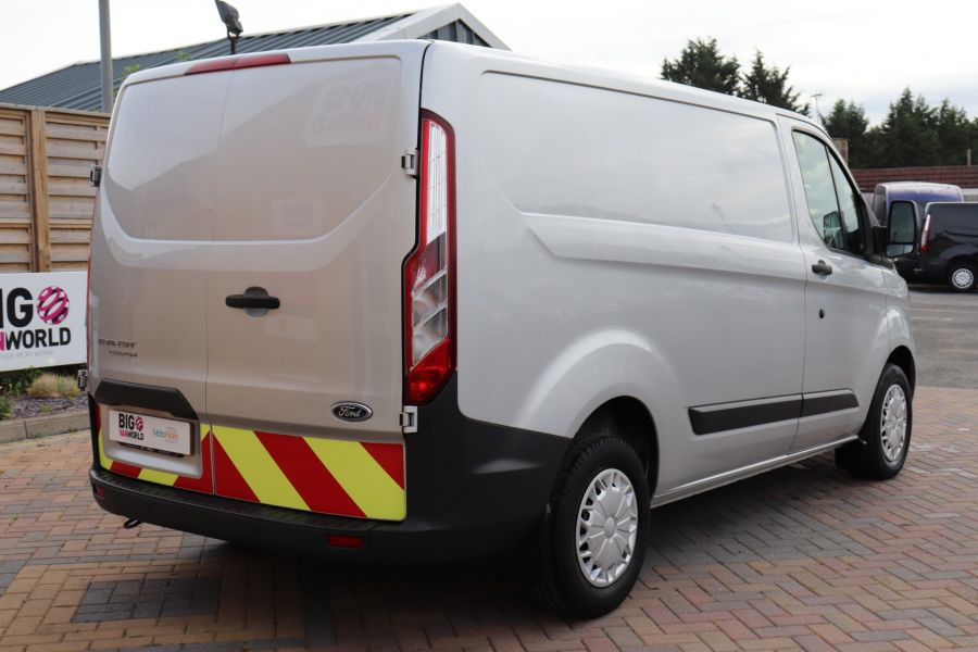 FORD TRANSIT CUSTOM 270 TDCI 100 L1 H1 TREND SWB LOW ROOF FWD - 9455 - 5