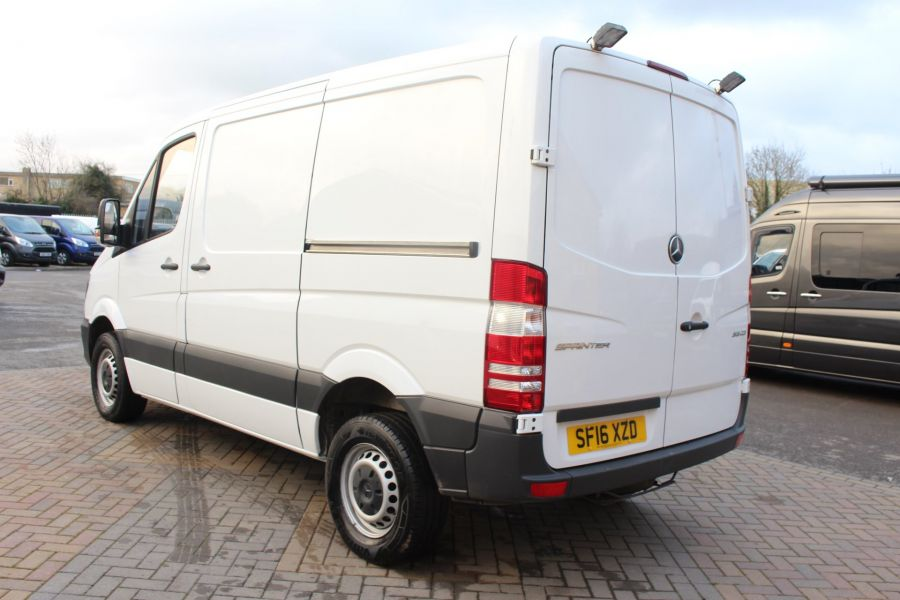 MERCEDES SPRINTER 313 CDI SWB STANDARD LOW ROOF - 8789 - 7