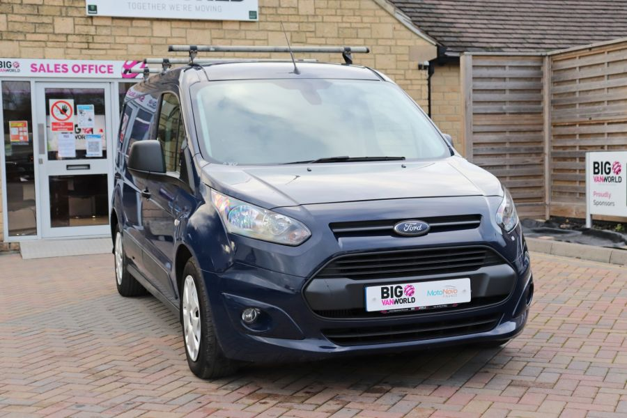 FORD TRANSIT CONNECT 210 TDCI 100 L2H1 TREND LWB LOW ROOF - 11620 - 6