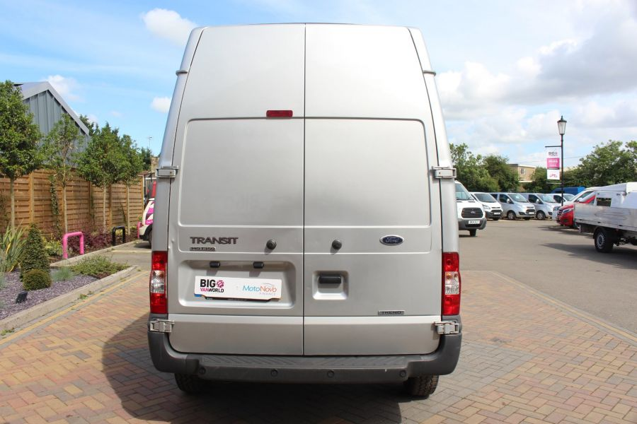 FORD TRANSIT 350 TDCI 140 TREND LWB HIGH ROOF FWD - 6215 - 6