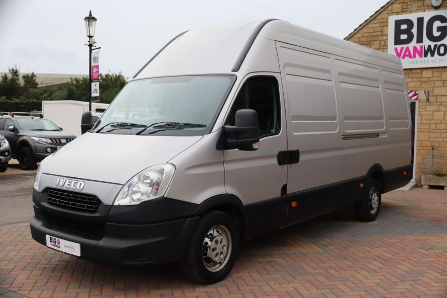IVECO DAILY 35S15V 3950WB LWB HIGH ROOF - 9713 - 7