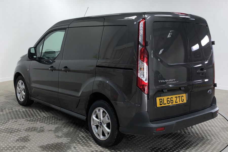 FORD TRANSIT CONNECT 200 TDCI 120 L1H1 LIMITED SWB LOW ROOF - 12459 - 4
