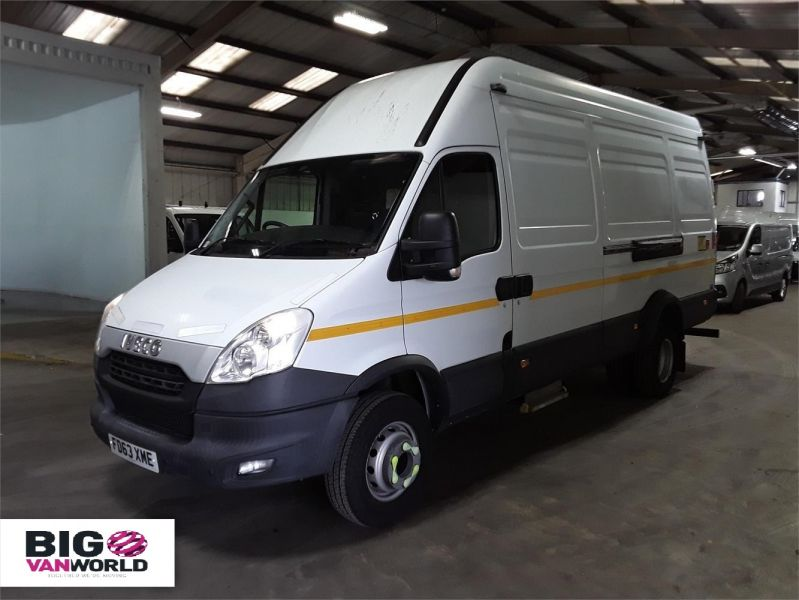 IVECO DAILY 70C17V 3.0 TD 170 LWB HIGH ROOF WITH TAIL LIFT  (14001) - 12250 - 5
