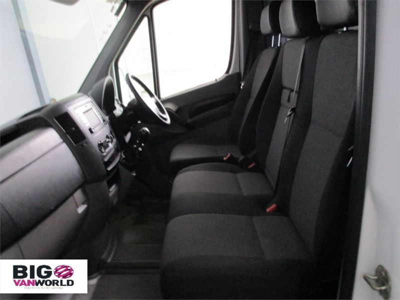 VOLKSWAGEN CRAFTER CR35 TDI 136 LWB HIGH ROOF - 7633 - 11
