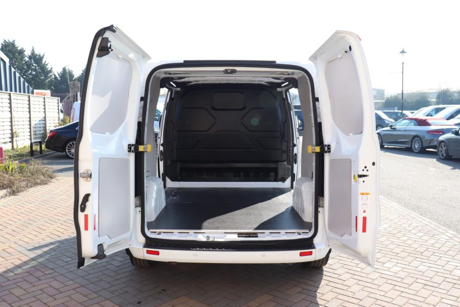 FORD TRANSIT CUSTOM 340 TDCI 130 L1H1 LIMITED SWB LOW ROOF FWD - 10566 - 39