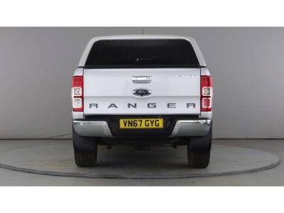 FORD RANGER TDCI 160 LIMITED 4X4 DOUBLE CAB WITH TRUCKMAN TOP - 10906 - 5