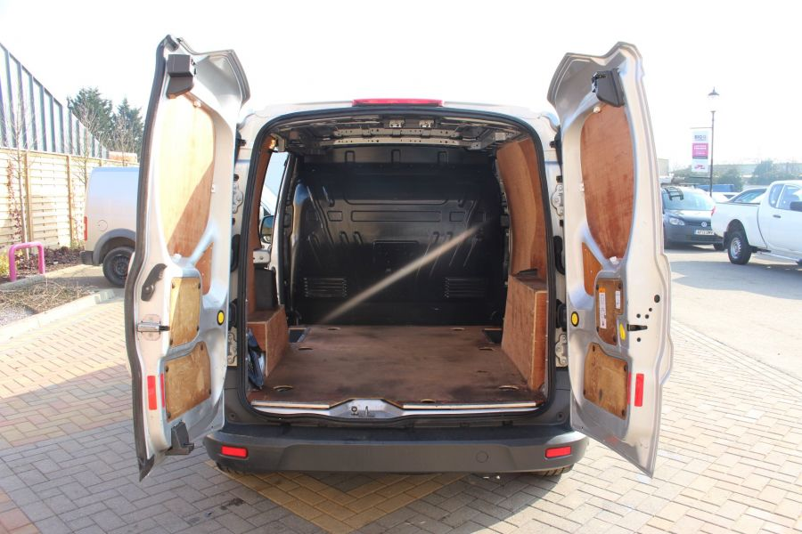 FORD TRANSIT CONNECT 200 TDCI 75 L1 H1 SWB LOW ROOF - 7328 - 17