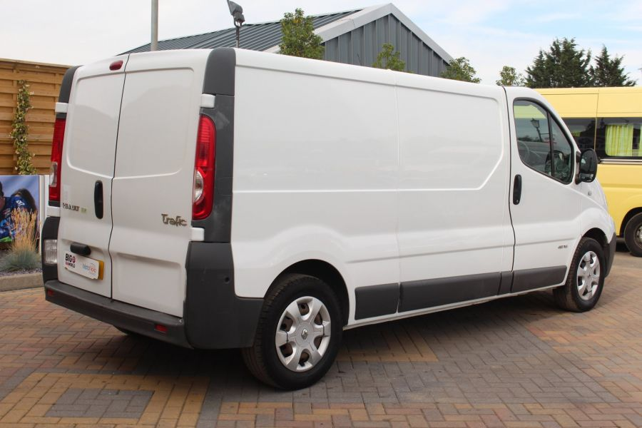 RENAULT TRAFIC LL29 DCI 115 L2 H1 LWB LOW ROOF - 6349 - 5